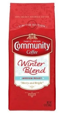 Winter Blend Bag