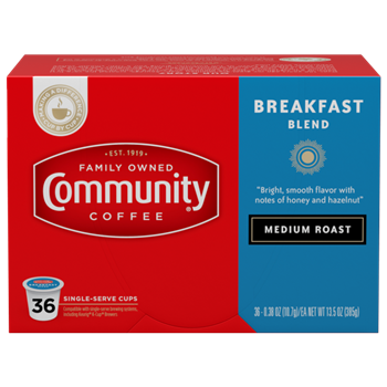 Breakfast Blend Coffee Pods 144 Count Compatible With Keurig 2 0 K Cup Brewers