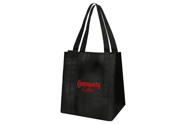 Reusable Grocery Shopping Bag Community Coffee